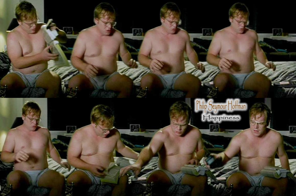 philip seymour hoffman nude