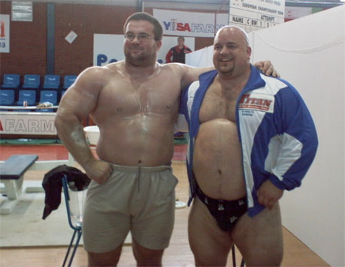 God made powerlifters so bodybuilders would have something