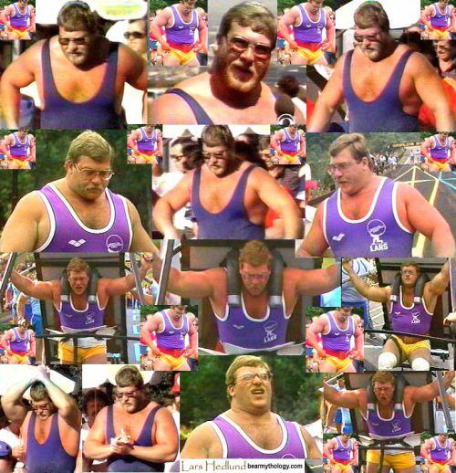 Strongest Bench Press: World's Strongest Man