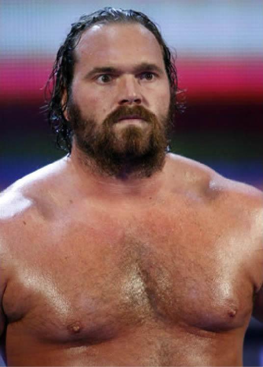 Knox Wwe Wrestler Wrestlers in The Wwe Mark