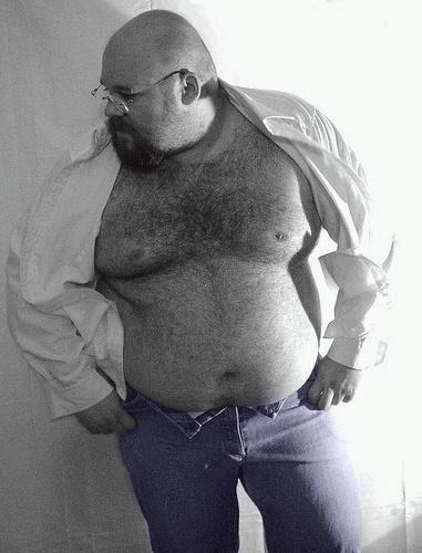 shirtless-bear