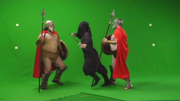 300 Pounds Spartans 01