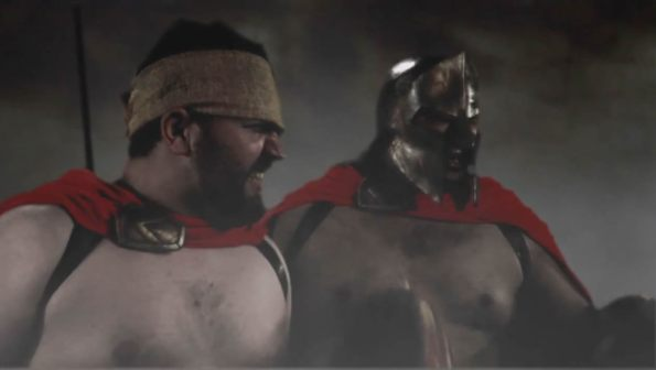 300 Pounds Spartans 07