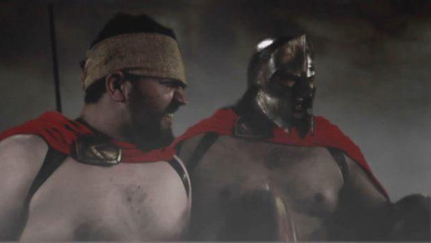 300 Pounds Spartans 07