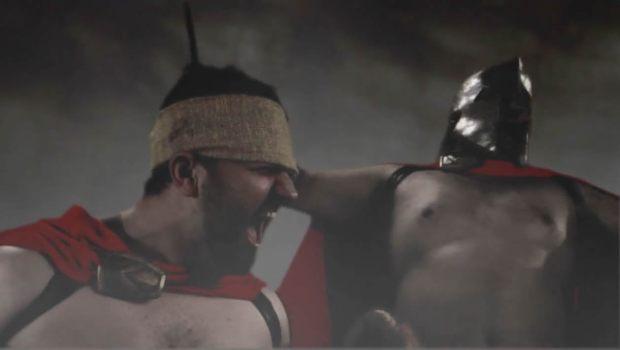 300 Pounds Spartans 12