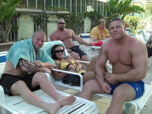 Don Pope shirtless 06