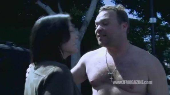Drew Powell shirtless 14