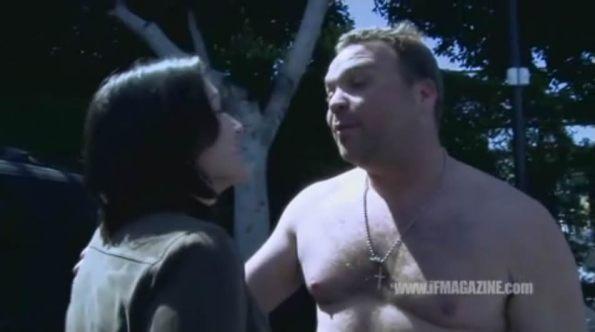 Drew Powell shirtless 15