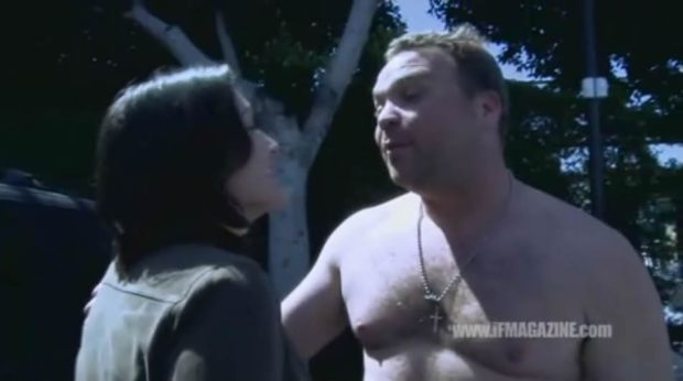 Drew Powell shirtless 15