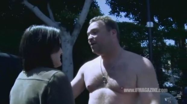 Drew Powell shirtless 18