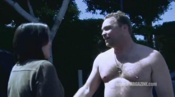 Drew Powell shirtless 24