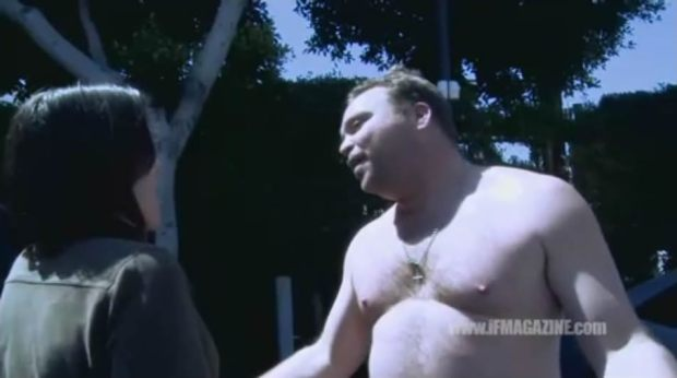 Drew Powell shirtless 25