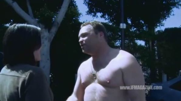 Drew Powell shirtless 26