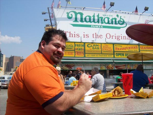 Shane Hamman nathans