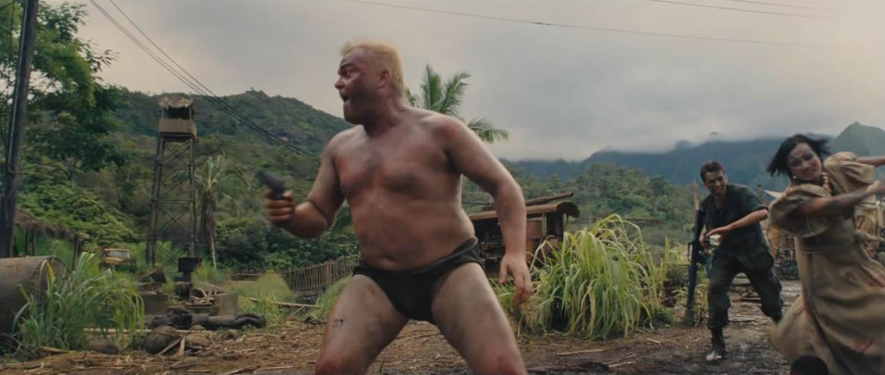 peter dinklage shirtless. Shirtless Jack Black In His