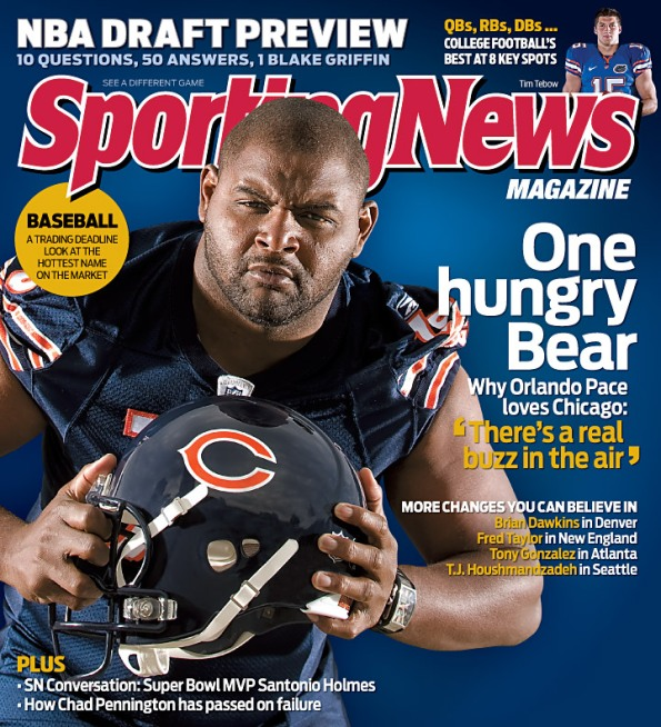 Orlando Pace The Sporting News