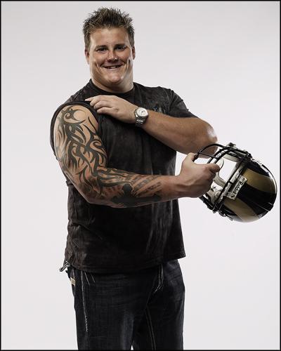 Richie Incognito tattoo