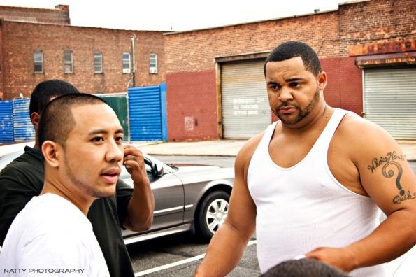 Joell Ortiz and Rik Cordero