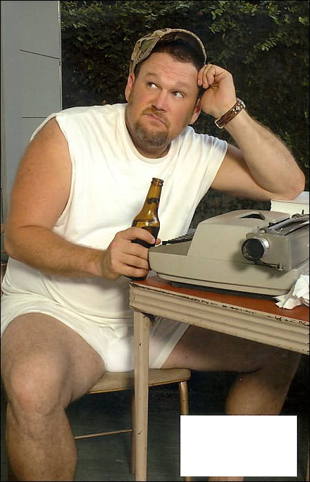 Larry the cable guy nude picture