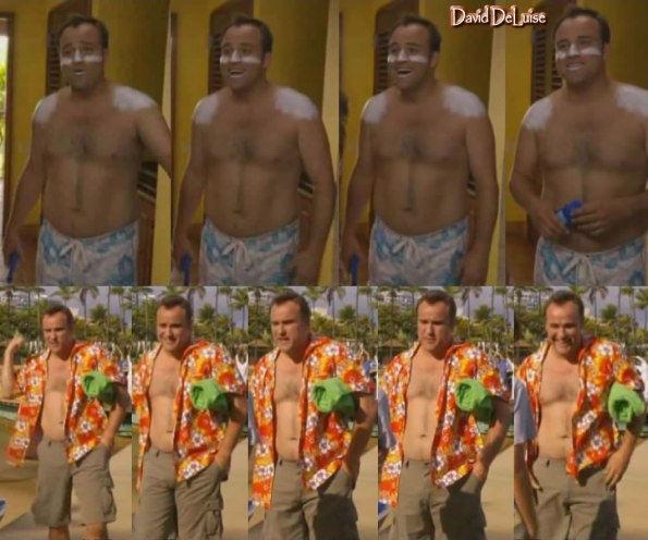 David DeLuise Wizards Of Waverly Place Movie 01