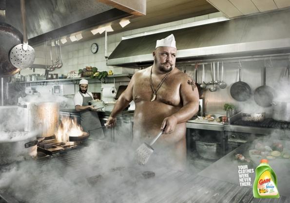 Gain Fabreze - Chef