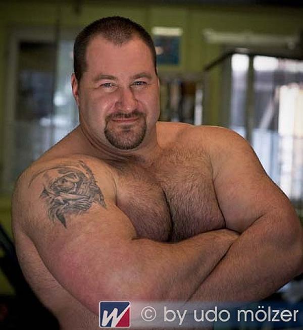 Handsome Strongman 01