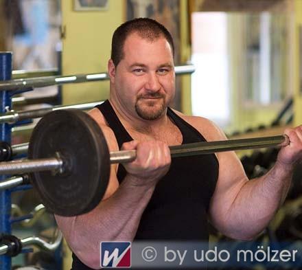 Handsome Strongman 06