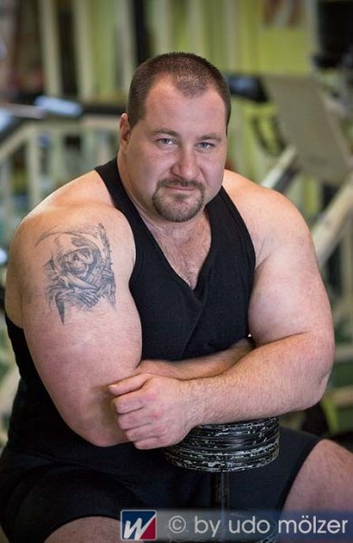 Handsome Strongman 08