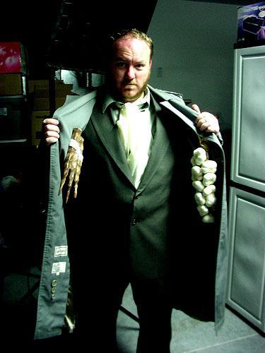Joe Davison How To Kill A Vampire 01