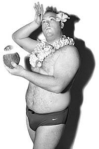 Joe Davison shirtless 01