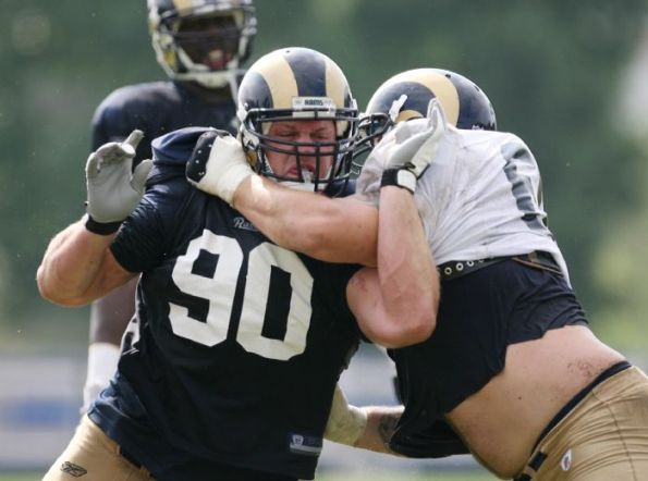 Richie Incognito rams 23